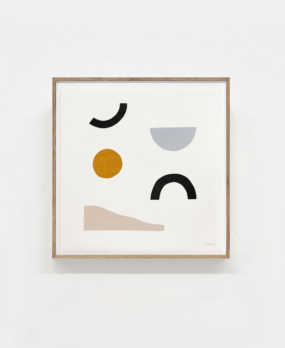 Collage+Composition+No.2_Framed