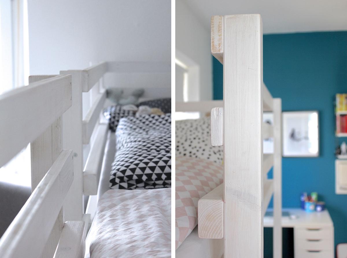 DIY Kinder Doppelhochbett | Labelfrei-ME