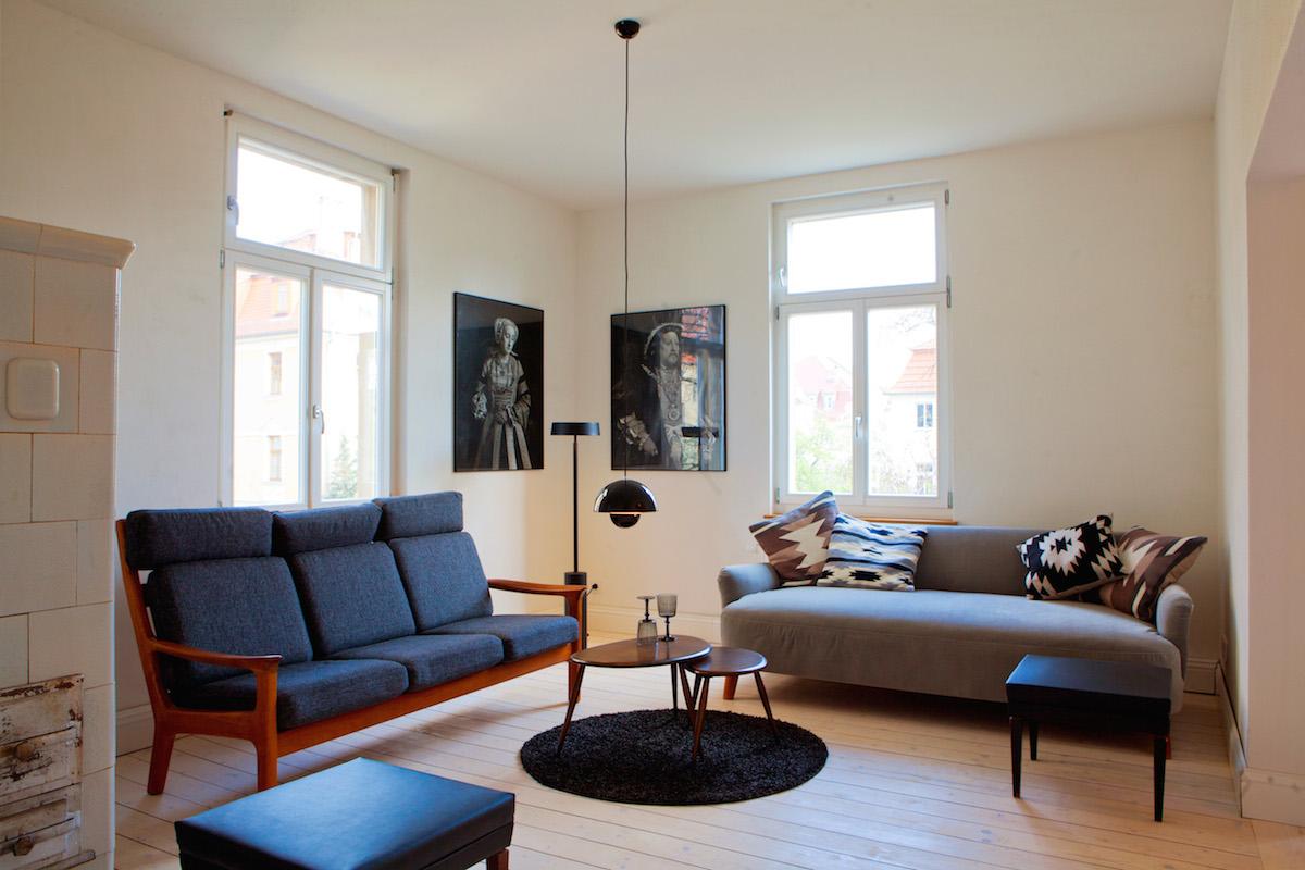 Design apartments weimar labelfrei me - Warme wandfarben wohnzimmer ...