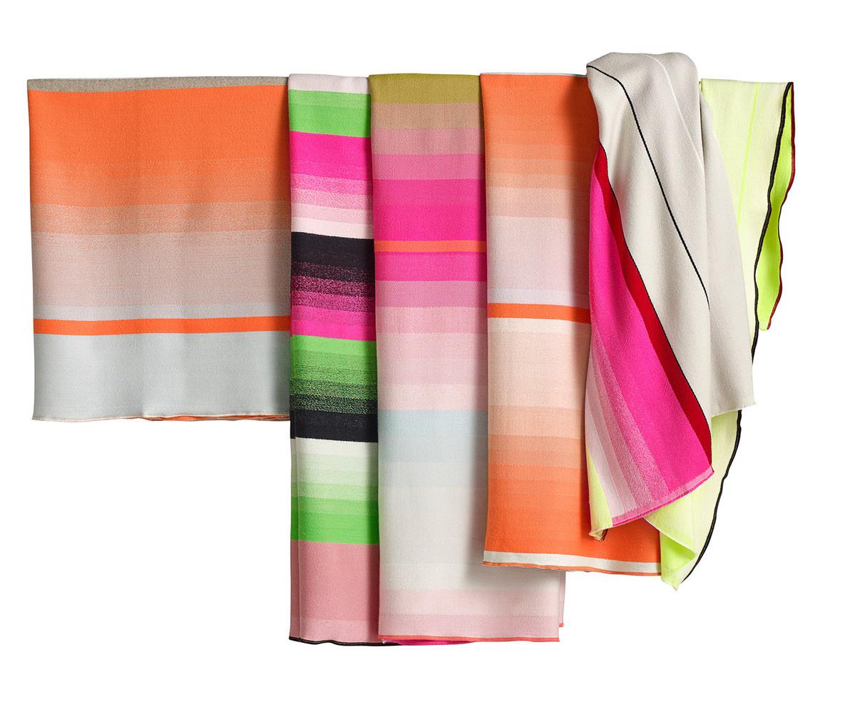Hay-Colour-Plaid-Wolldecke-Farbvarianten-Auswahl-frei