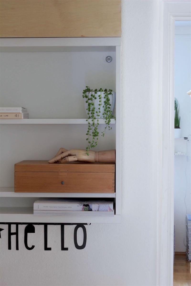 Ikea Besta Hack – und ein neuer Flurschrank   Labelfrei-ME