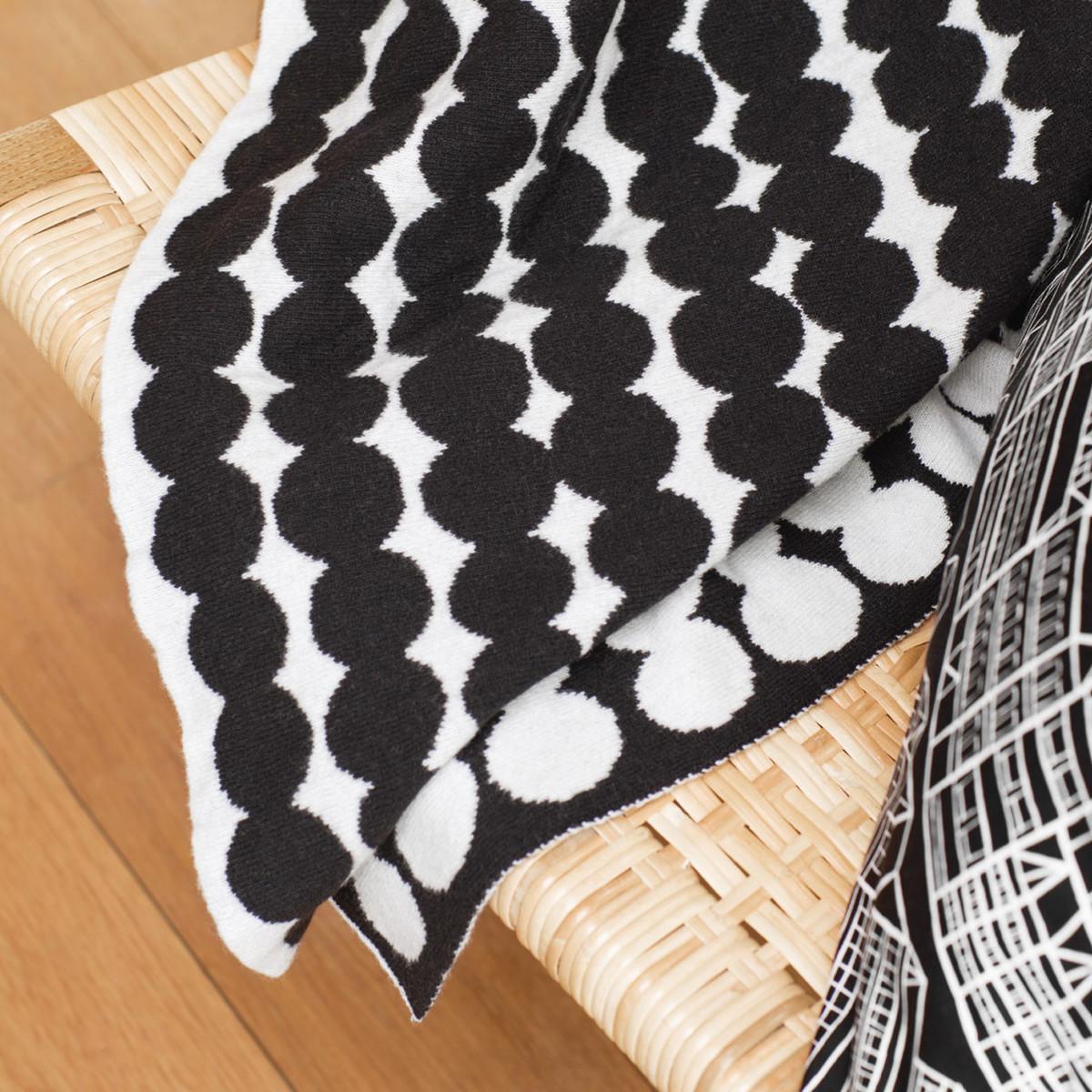 Marimekko-Raesymatto-Decke-Ambiente