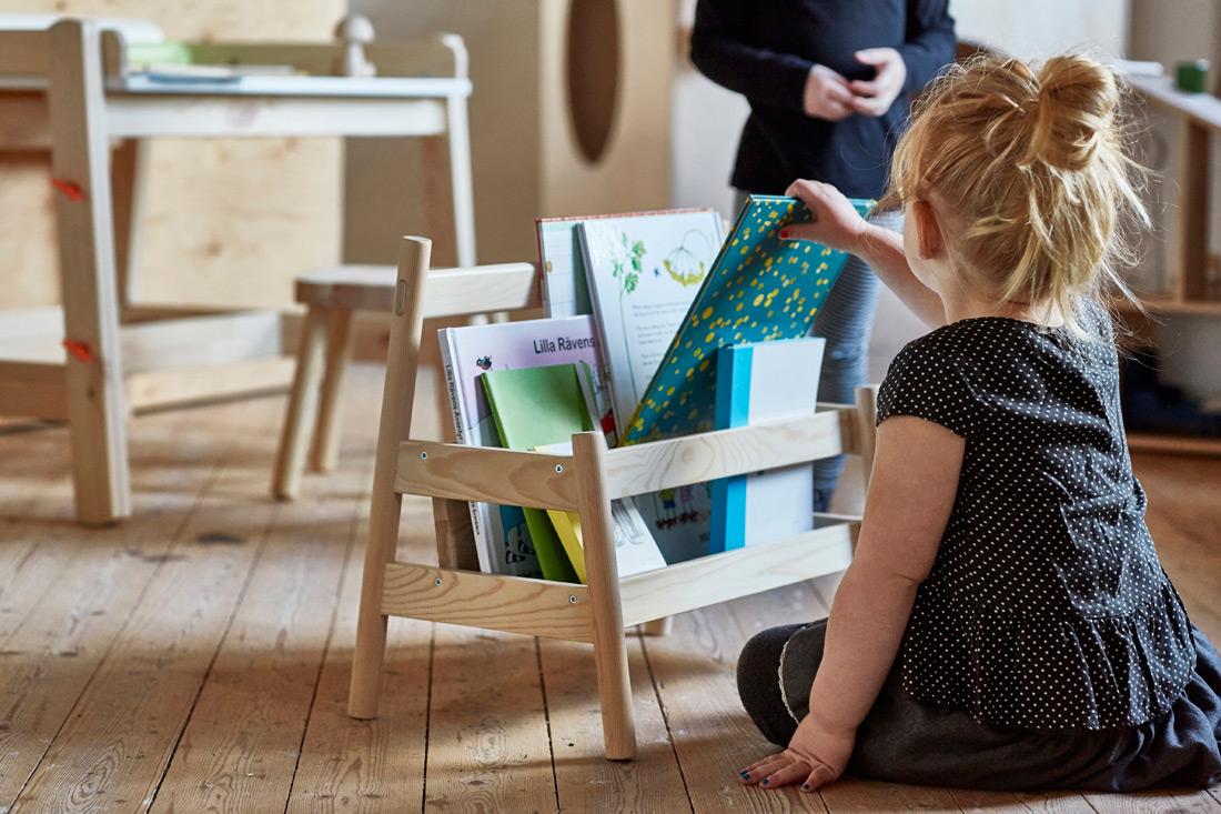 Ikea FLISAT   Labelfrei-ME